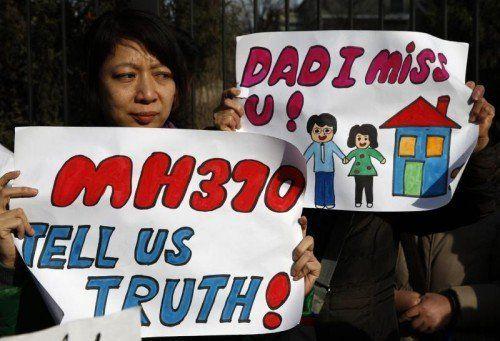 Der Bericht bringe nichts Neues, sagen die Angehörigen.  Reuters