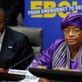 Ebola-Epidemie noch nicht ausgestanden