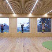 Kindergarten Falkenweg in Hard erweitert