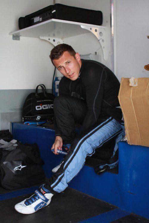 Der Vorarlberger Christian Klien ist im japanisch-schweizerischen SARD-Morand-Team der Teamleader. Foto: manfred noger