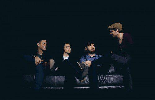 """Die Band Nihils wurde mit ihrem Hit """"Set My Sail"""" bekannt. foto: soundevent"""