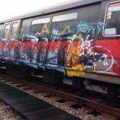 Stockhiebe und Haft für Leipziger Graffiti-Sprayer