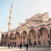 Von der Kirche zur Moschee: Hagia Sophia