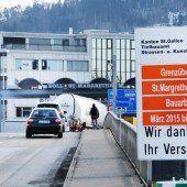 Vorarbeiten für neue Grenzbrücke starten