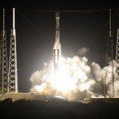 NASA schickt Satelliten ins All