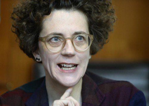 Die österreichische Komponistin Olga Neuwirth. Foto: APA