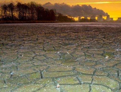 """""""Die Verringerung der Abhängigkeit Europas von fossilen Brennstoffen (...) ist zum Erreichen der politischen EU-Klimaschutzziele für 2050 unerlässlich"""", steht im EU-Umweltbericht."""