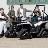 Neues Gerät fürs Militär