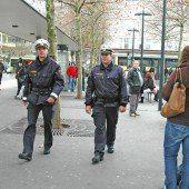 Stadtpolizei mit neuem Konzept