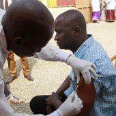Notmaßnahmen wegen Ebola
