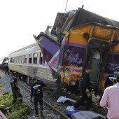 50 Verletzte bei Bahnunglück