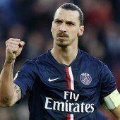 Ein Spiel Sperre für Ibrahimovic