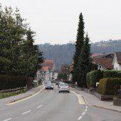 Schutzweg  in Schwarzach bleibt ein frommer Wunsch