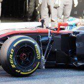 Alonso-Rückkehr in Malaysia