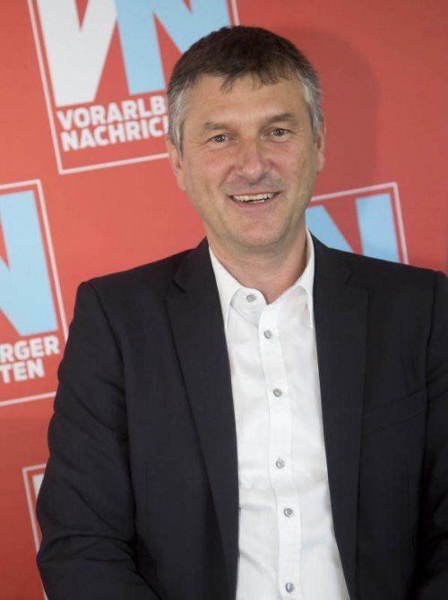 Manfred Brunner, alter und neuer GKK-Obmann.