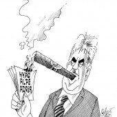 Bad Banker!
