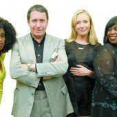 Heute ab 20 Uhr gastieren Jools Holland im Conrad Sohm in Dornbirn. U. a. mit dabei ist auch Ruby Turner.