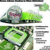 Ein neues Stadion und alte Sorgen