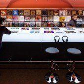 Die Schau Jukebox. Jewkbox! im Jüdischen Museum in Hohenems stieß auf enormes Interesse und geht auf Reisen