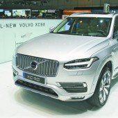 Offroad-Look für die Volvo-Mittelklasse