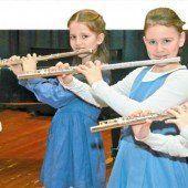 Für zahlreiche Vorarlberger Kinder und Jugendliche heißt es in dieser Woche wieder Prima la Musica
