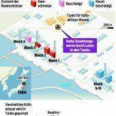 Fukushima fataler als Tschernobyl-Supergau