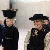 Die Ausstellung von Rosemarie Trockel im Kunsthaus Bregenz ruft enormes Echo hervor