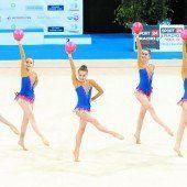 Ländle-Gymnastinnen gelang mit Rang vier in Athen eine Empfehlung für die EM-Teilnahme