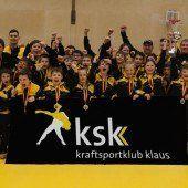 KSK Klaus die Nummer eins in der Rheintalliga