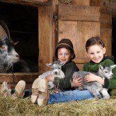 Ein Familienfoto der besonderen Art