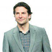 Bradley Cooper ist wieder Single