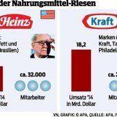 Ketchupriese Heinz hat Appetit auf Kraft Foods