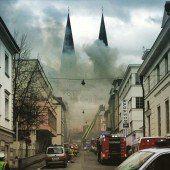 Brandalarm in Bregenz