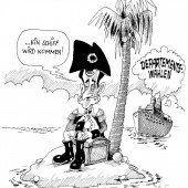 Sarkozy auf Elba!