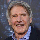 Harrison Ford geht es besser