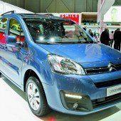Citroën Berlingo mit neuer Front