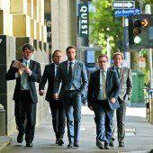 Gericht vertagte den Fall von Van der Garde