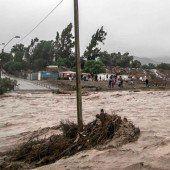 Chile ruft für Atacama-Region Notstand aus
