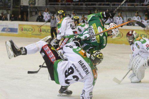 Im Derby gab es für Lustenau das bessere Ende.  Foto: Paulitsch