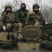 Ukraine will Krim zurück