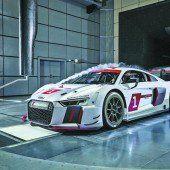 Entwicklung: Audi lüftet Geheimnisse