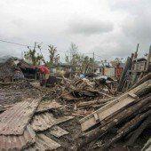 Zyklon Pam: Schicksal Zehntausender unklar