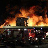 Wie Großbrände in Firmen verhindert werden können