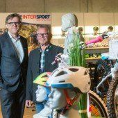 Intersport baut die Pole Position aus