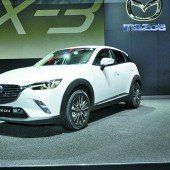 Mazda gibt mächtig Gas