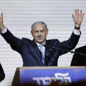 Netanjahu gewinnt Israel-Wahl