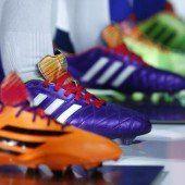 Adidas will auf Siegerstraße