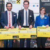 Value Days Award an Betriebswirte verliehen