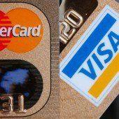 EU deckelt Kreditkarten-Gebühr