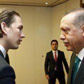 Erdogan kritisiert neues Islam-Gesetz als EU-widrig